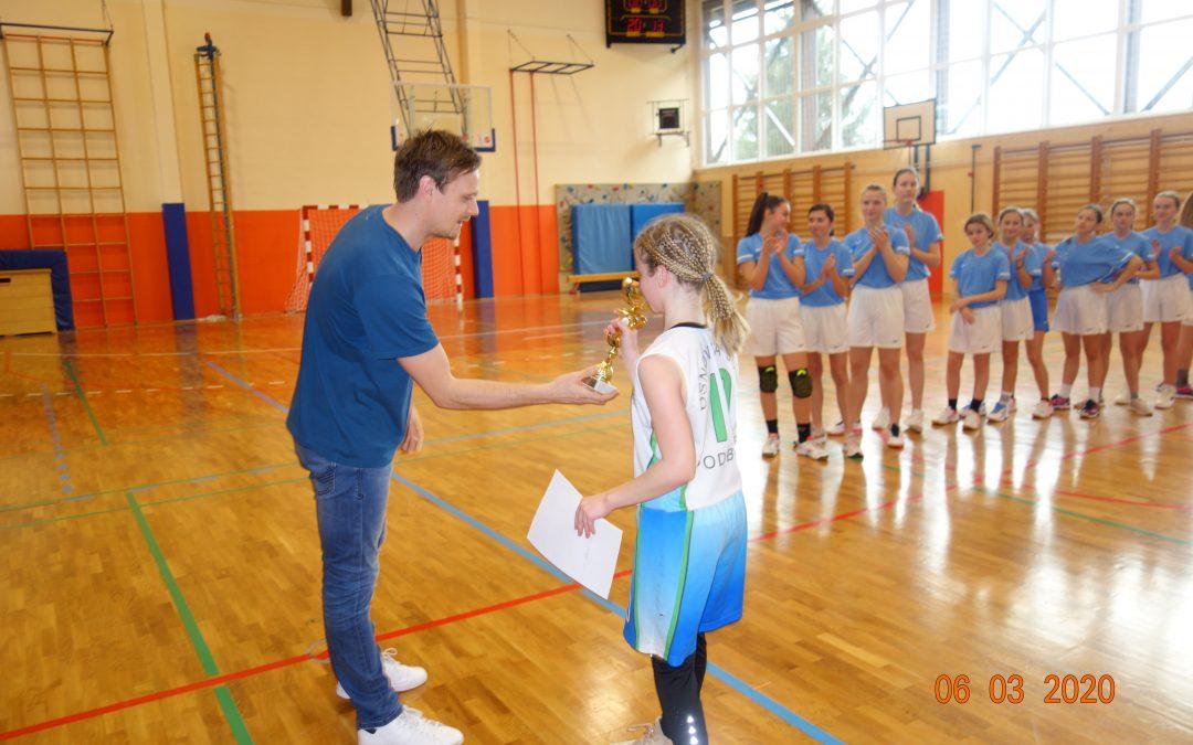 Območno tekmovanje v košarki, mlajše deklice
