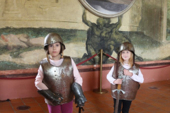 V Posavskem muzeju Brežice - kulturni dan, 1. - 3. razred