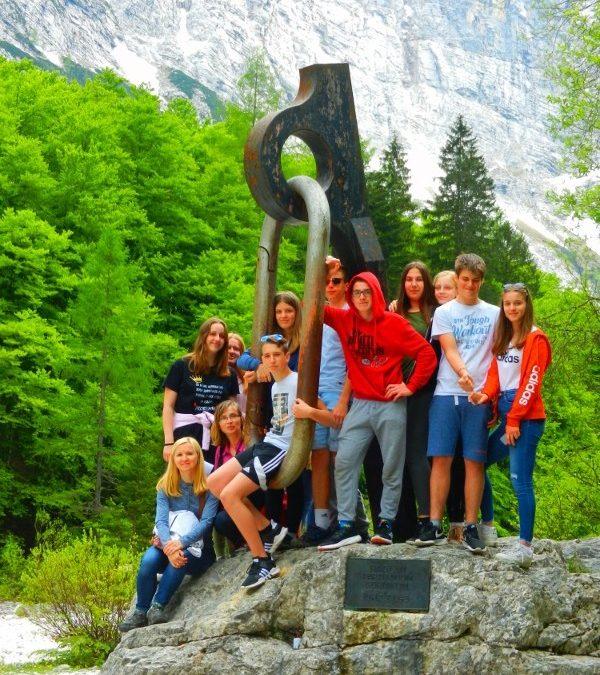 Po Gorenjski – zaključna ekskurzija 9. razreda