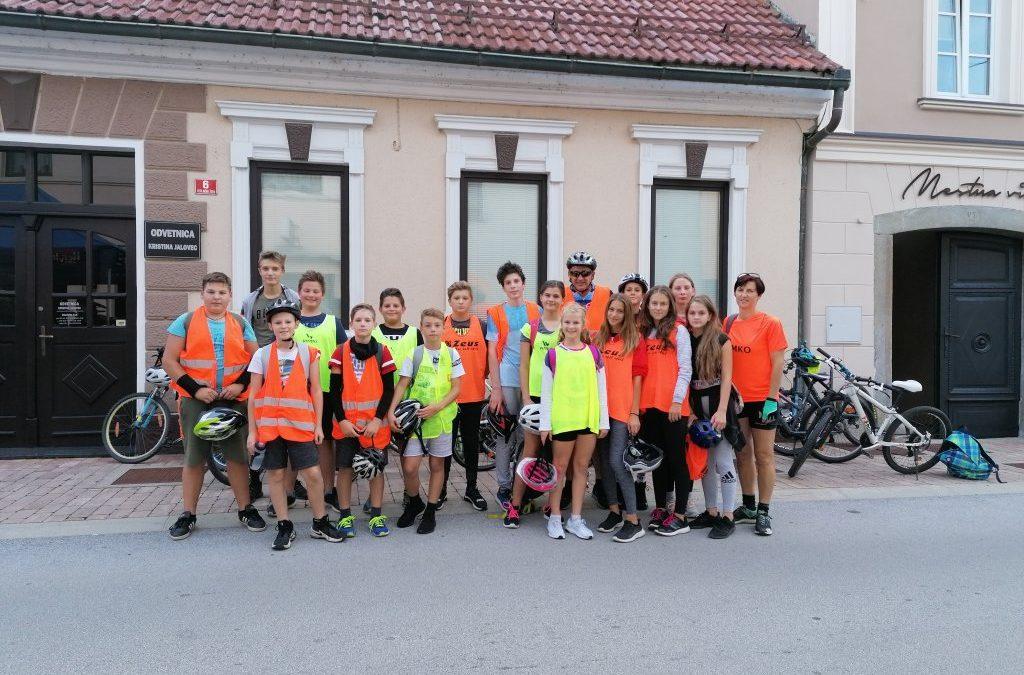 S kolesom v mesto – ob tednu mobilnosti