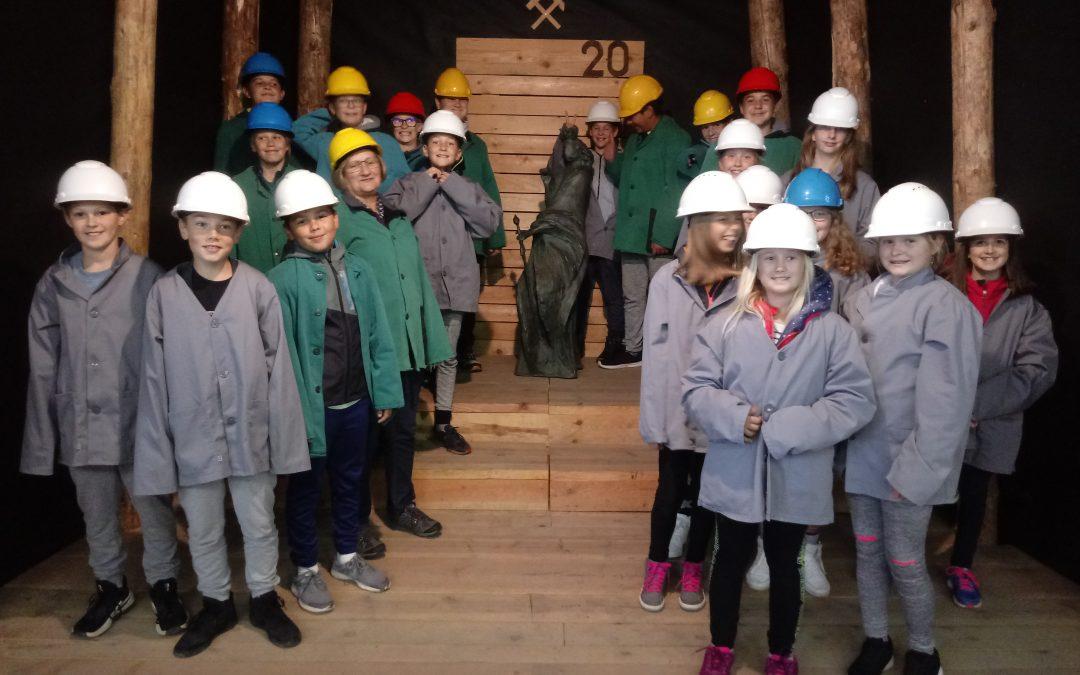 Muzej premogovništva Velenje – tehniški dan, 6.-9. razred